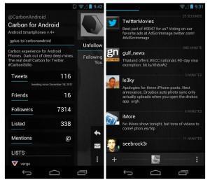 Лучшие приложения Twitter для Андроид