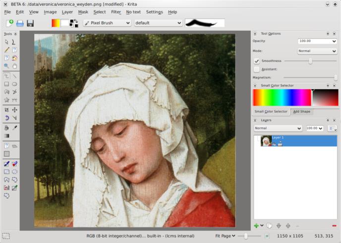 Бесплатный софт для рисования: программы и онлайн сервисы