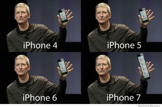 iPhone 4 — iPhone 5 — iPhone 6…