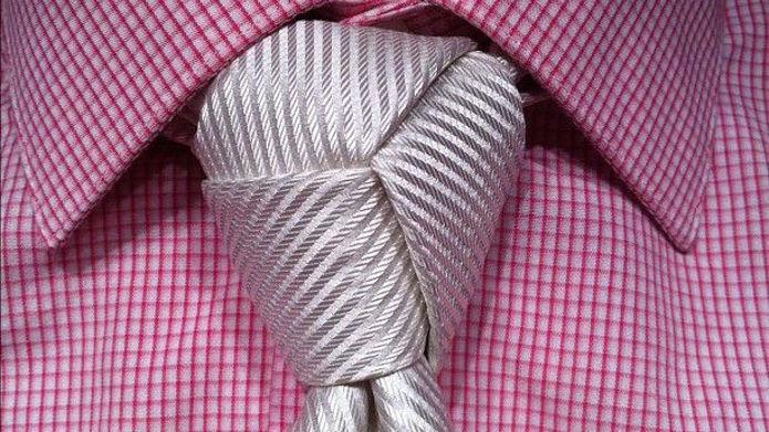 Как завязывать галстук быстро и изысканно