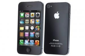 Как выглядит iPhone 4S