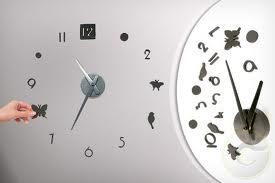 Часы настенные своими руками