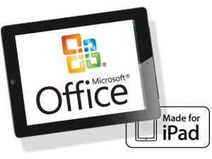 Office для iPad появится до июля