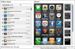 Как синхронизировать iPad с iTunes через ПК?