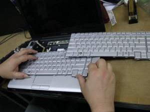 Почему на ноутбуке не работает клавиатура