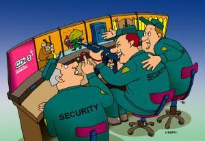 Как посмотреть камеры видеонаблюдения