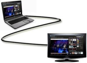 Можно ли подключить ноутбук к телевизору и как это правильно сделать