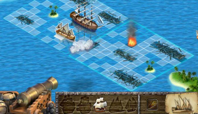 Бесплатная онлайн-игра Морской бой