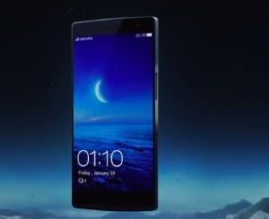 Oppo представила смартфон с умопомрачительными характеристиками