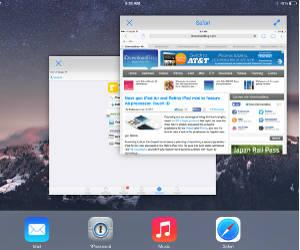 iPad становится по настоящему многоздачным с OS Experience
