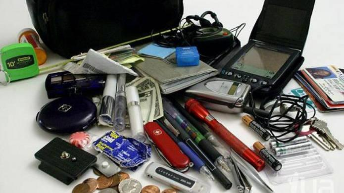Как навести и поддерживать порядок в сумке или рюкзаке