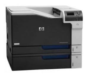 Лазерный цветной принтер формата А3: HP Color LaserJet Enterprise CP5525dn