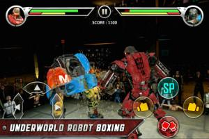 Игра Живая сталь на Андроид (Real Steel HD)