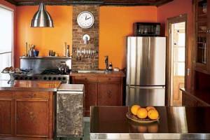 Как обустроить и обставить маленькую кухню