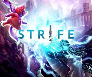 Начат прием заявок на бета-тестирование игры Strife