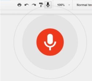 В Google Docs появится функция голосового набора текста