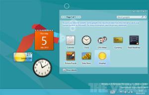 Виджеты для Windows 8: для чего они нужны?