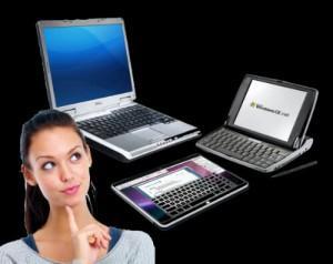 Что лучше: ноутбук или планшет?