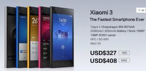 В сети появилось видео презентации Xiaomi Mi3 (с субтитрами на английском языке)