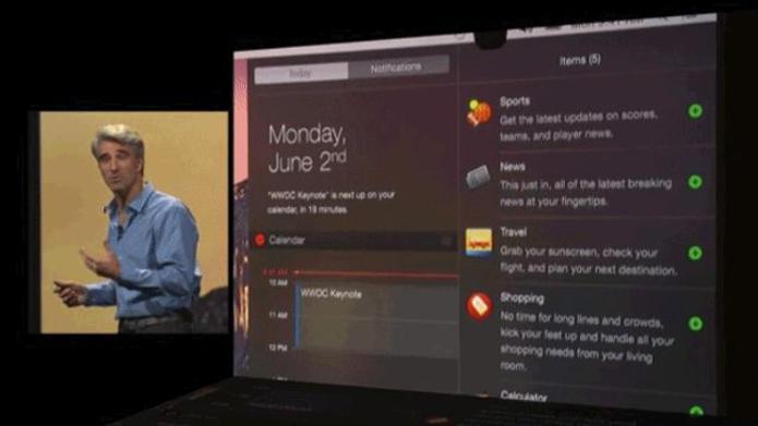 Предварительный обзор новой версии OS X Yosemite
