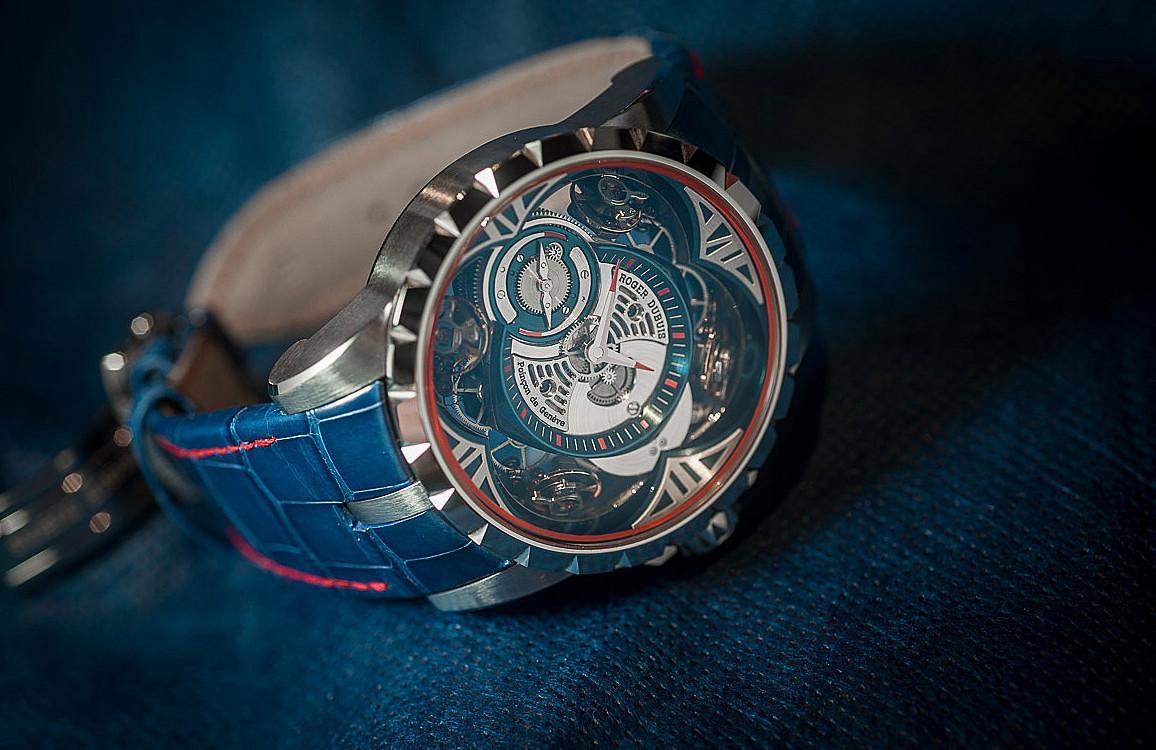 Самые роскошные и дорогие часы в мире