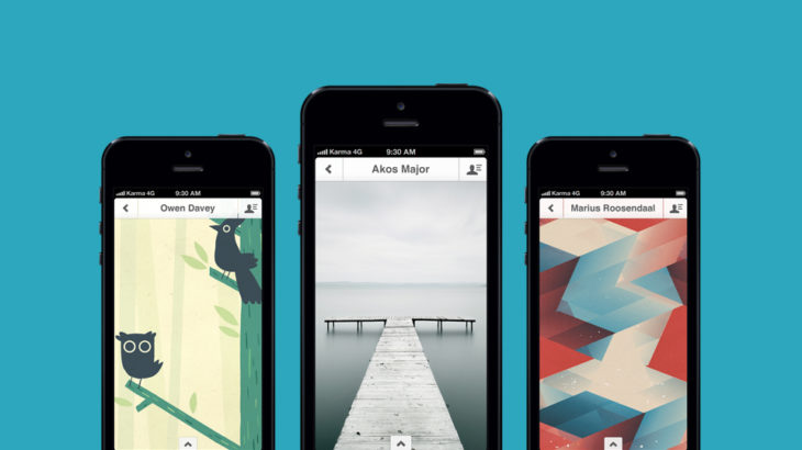 Программа Kuvva для iPhone