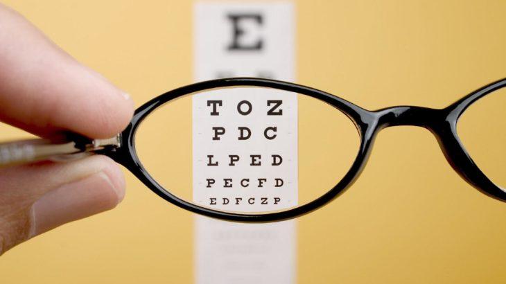 5 простых упражнений, которые сберегут зрение!