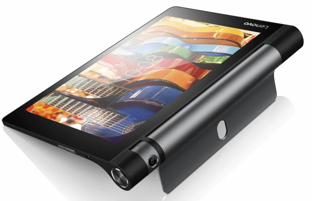 Lenovo выпустила планшет Yoga 2 Pro со встроенным проектором