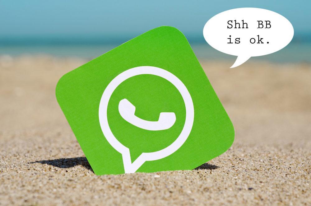 Уязвимость мессенджера WhatsApp