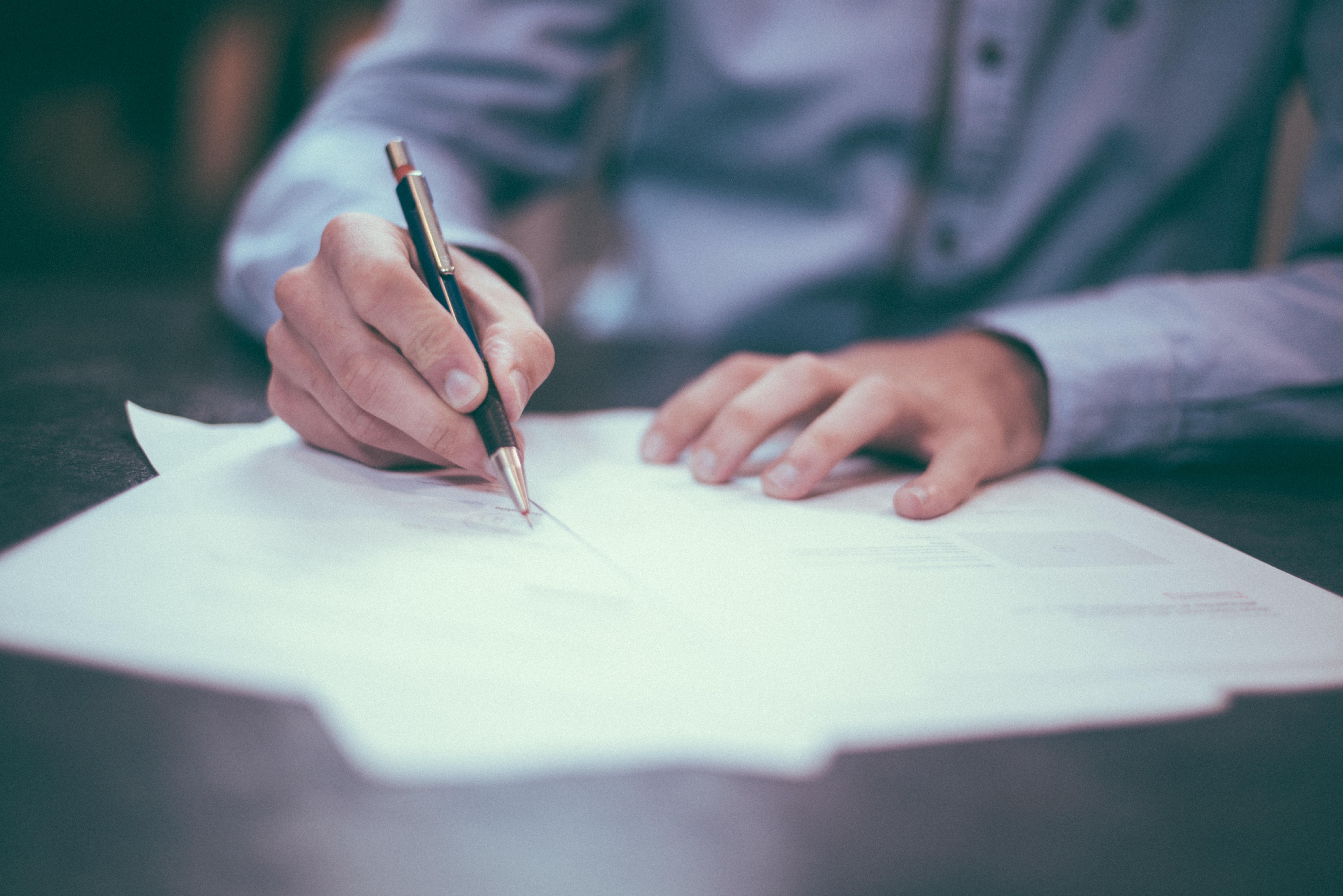 Как правильно написать деловое письмо