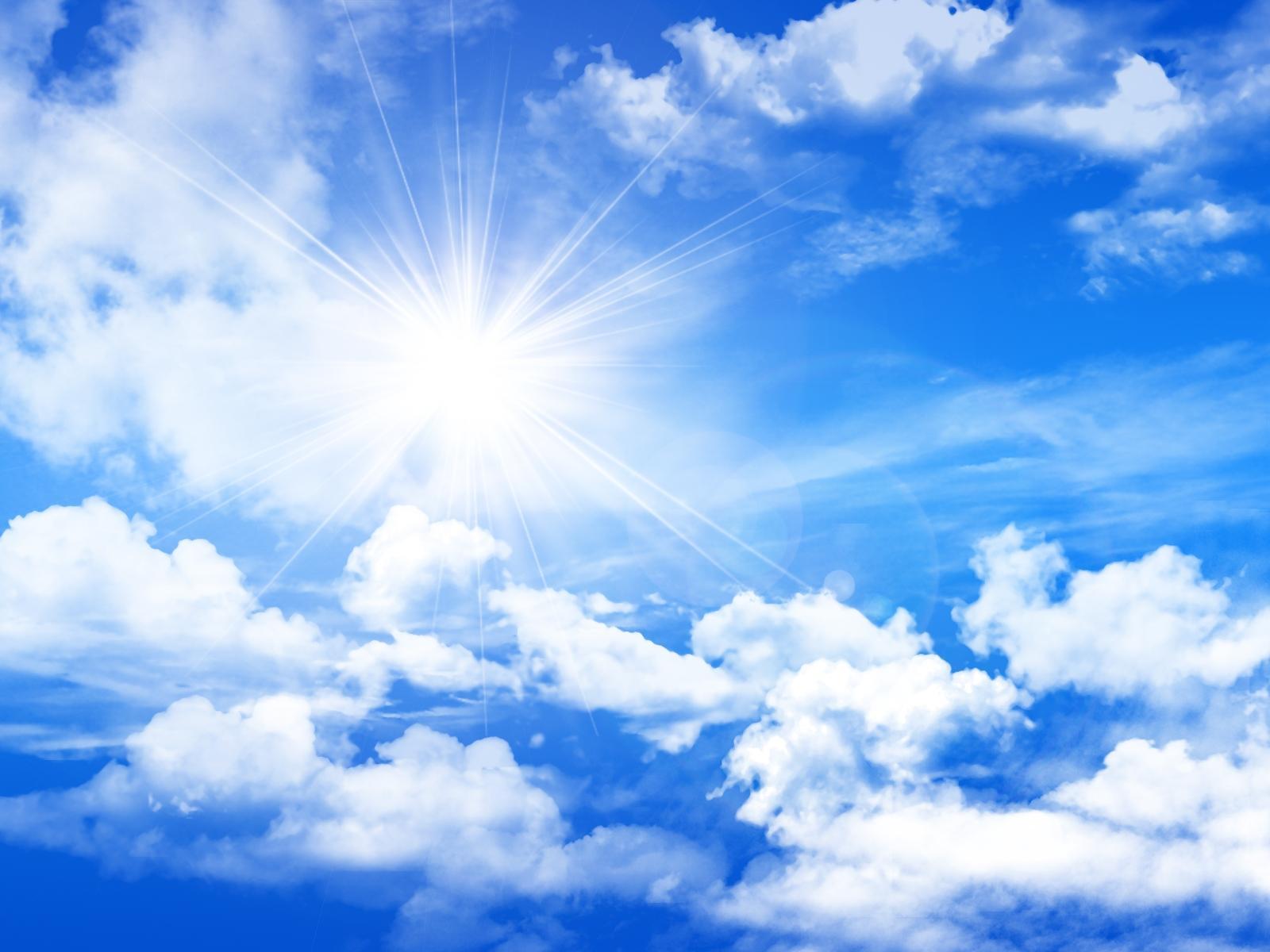 Четыре факта о небе: