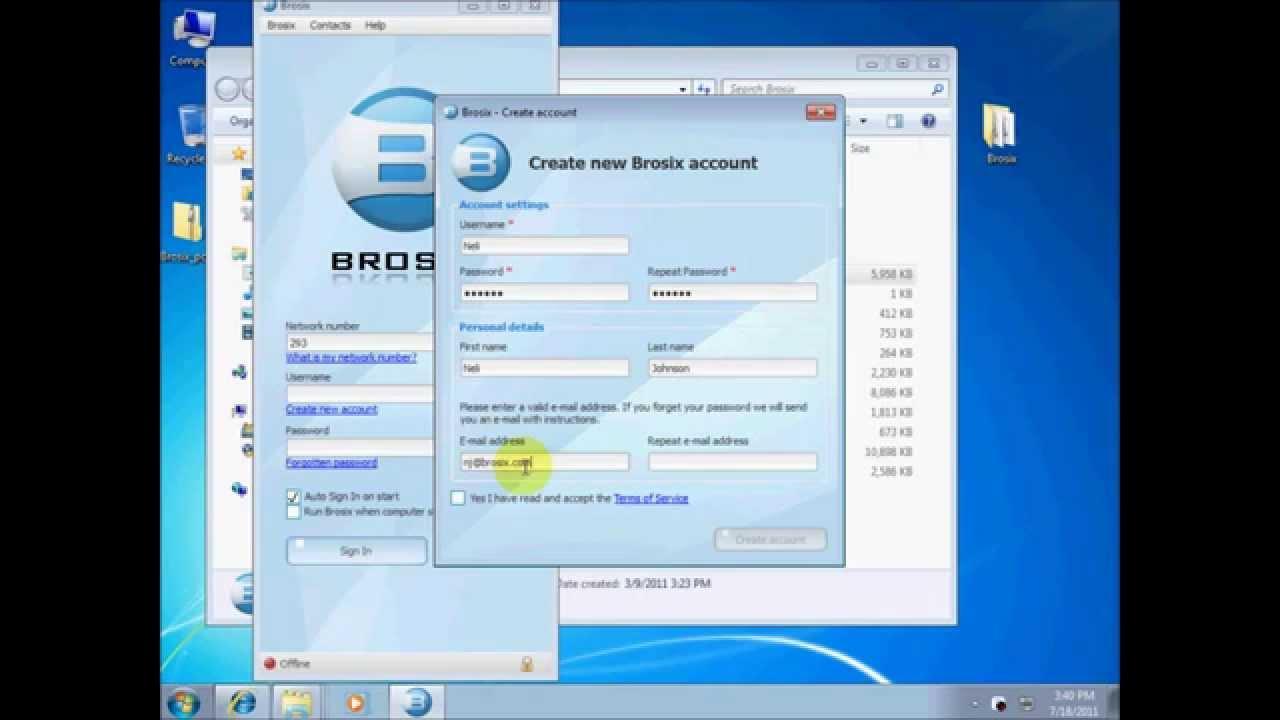 Cкачать Бросикс на компьютер: Brosix Personal для Windows