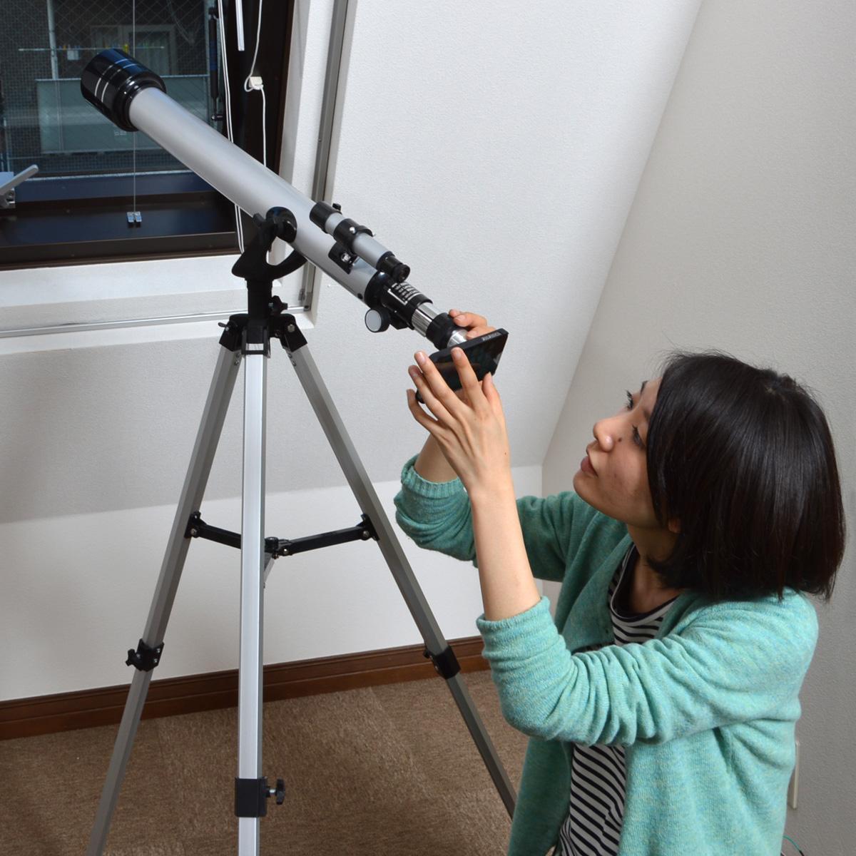 Как подключить iPhone к телескопу?