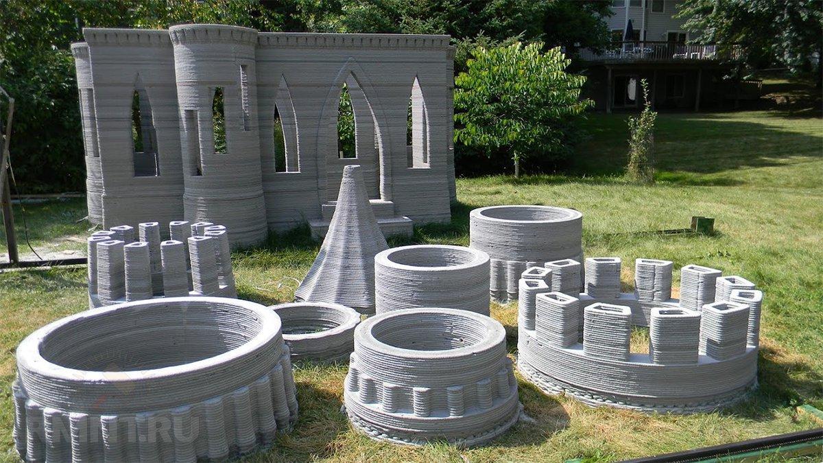 Напечатать собственный замок на 3D-принтере