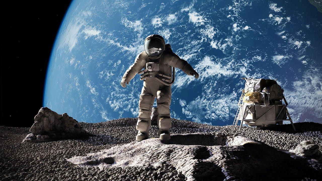 Россия хочет переехать с околоземной орбиты на Луну