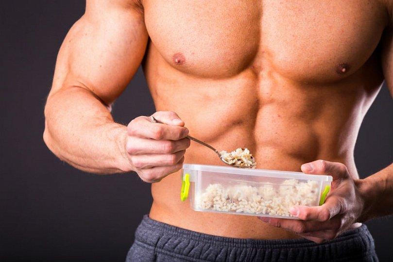 Что нужно есть, чтобы набрать мышечную массу?