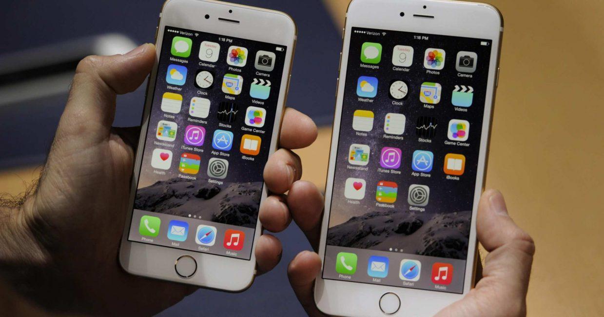 Самое главное об iPhone 6 и iPhone 6 Plus