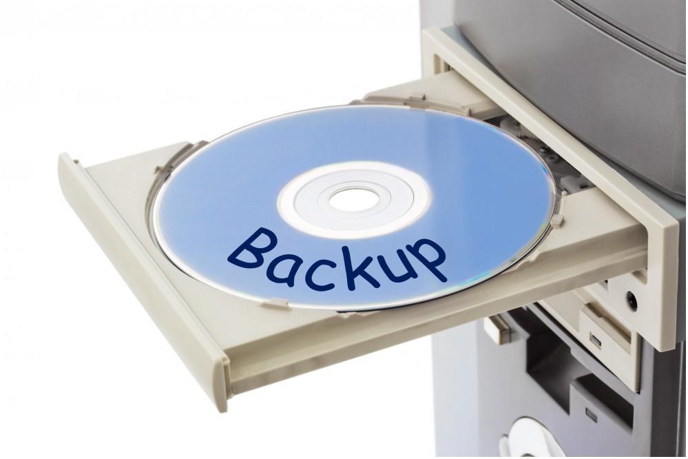 Резервное копирование диска и хранение данных
