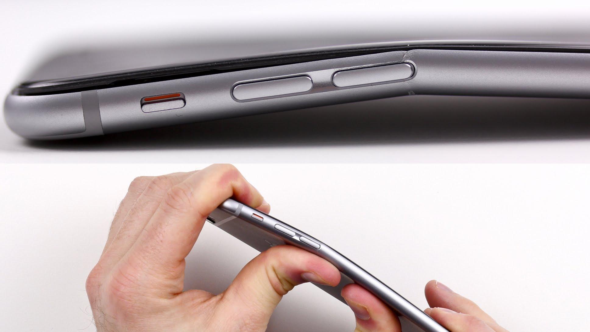 Что случится, если ваш iPhone 6 погнется