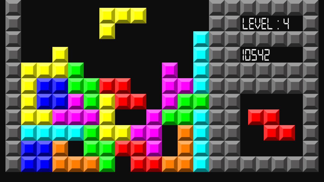 Классический тетрис: играть онлайн и на компьютере