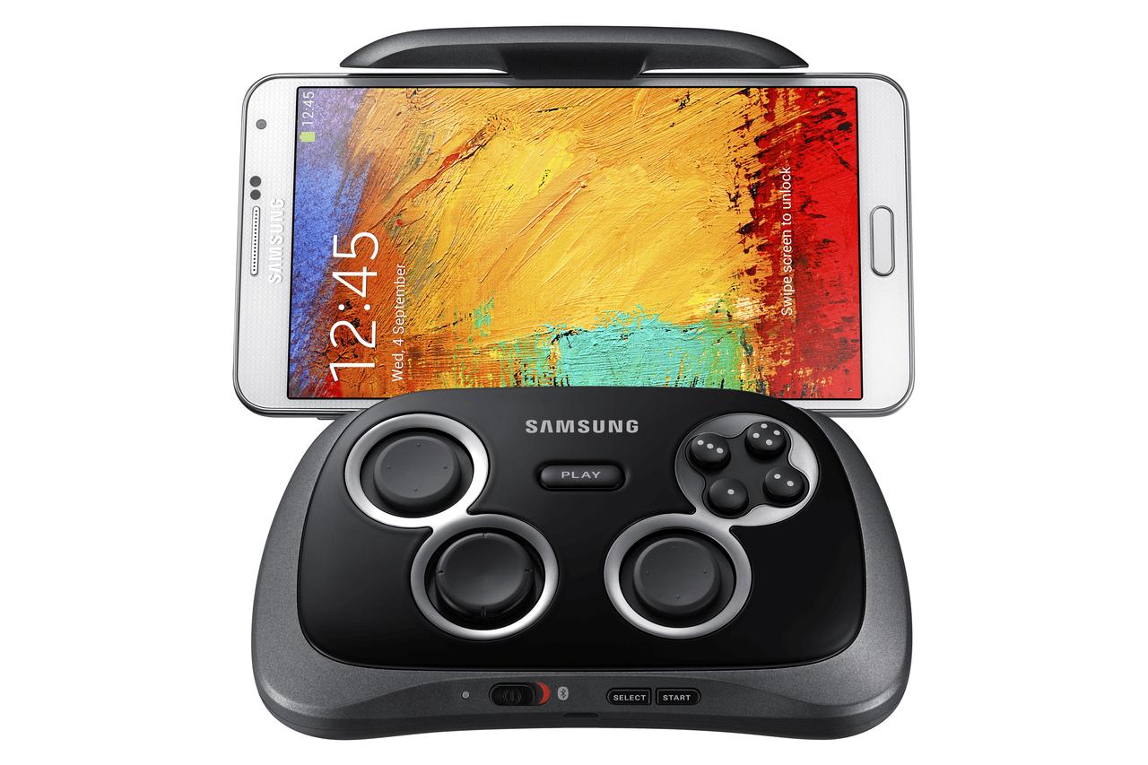 Samsung Gamepad превращает смартфоны на Android в мобильные игровые консоли