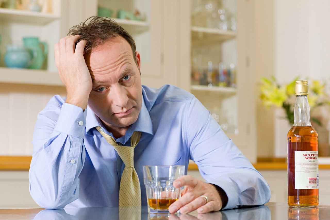 Снимаете стресс алкоголем? Возьмите паузу