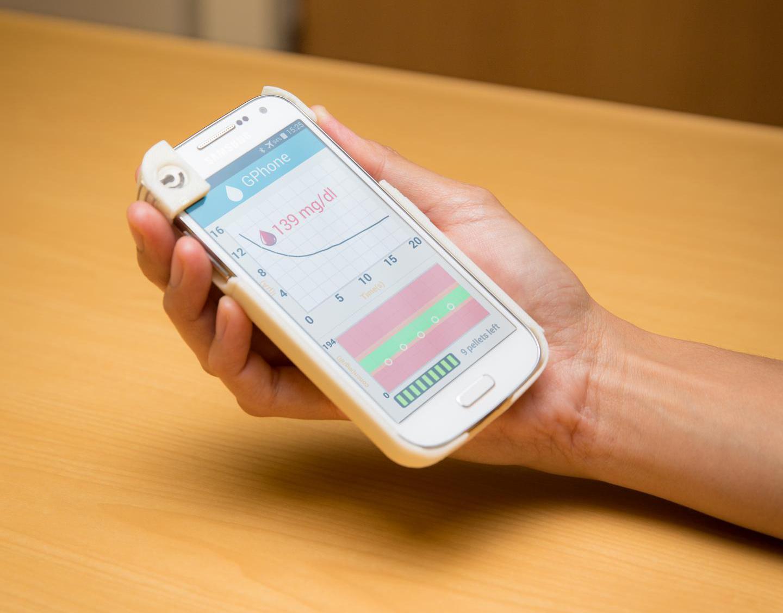 Samsung Galaxy S6 сможет измерять уровень сахара в крови