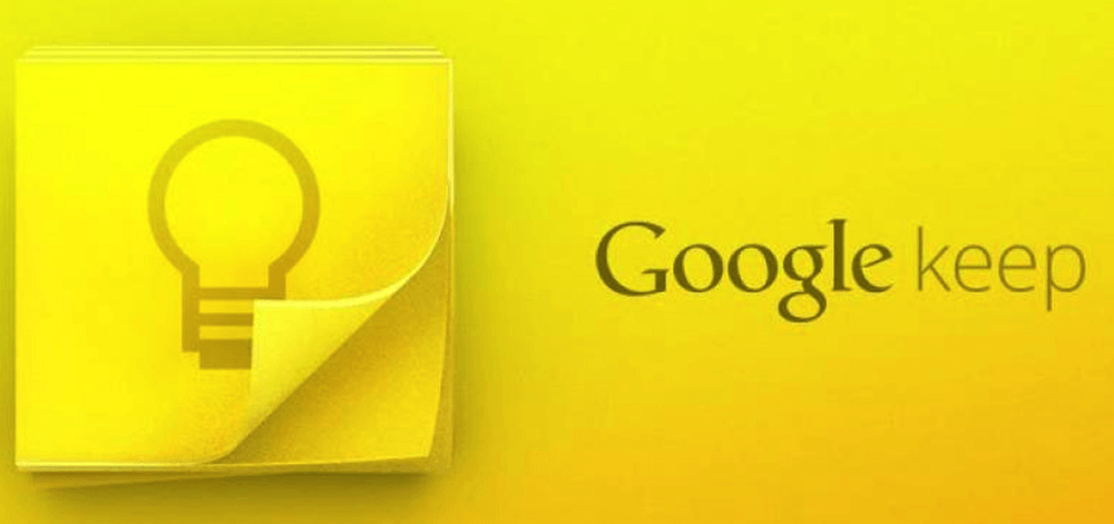 Как пользоваться Google Keep