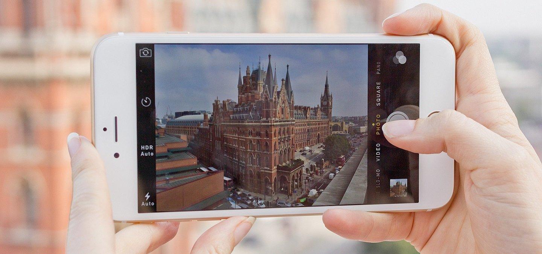 Пять советов по использованию камеры iPhone и iPad в iOS 7