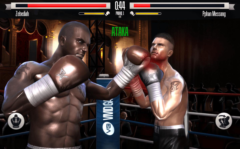Игра бокс на Андроид: обзор Real Boxing для Android