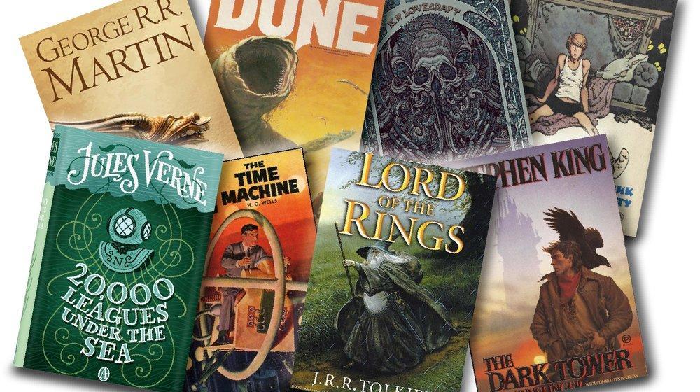 Лучшие книги всех времен и народов