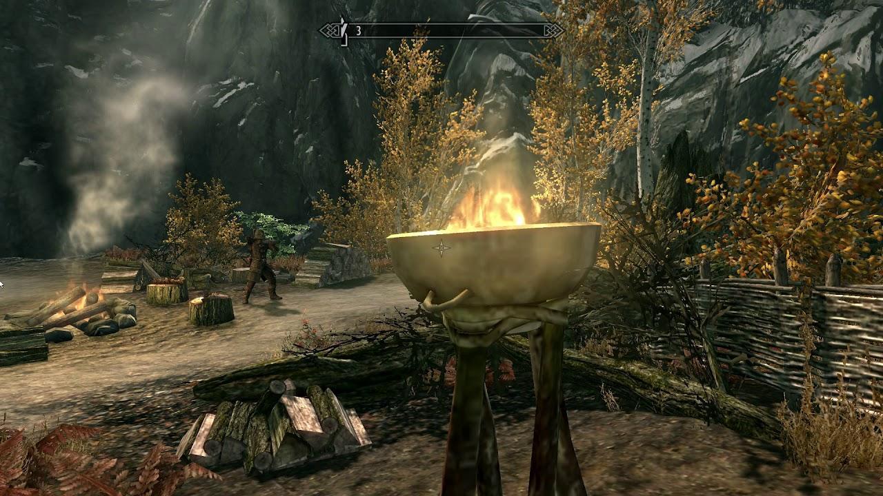 Как вступить в стражу рассвета в Skyrim: вступи в орден охотников на вампиров