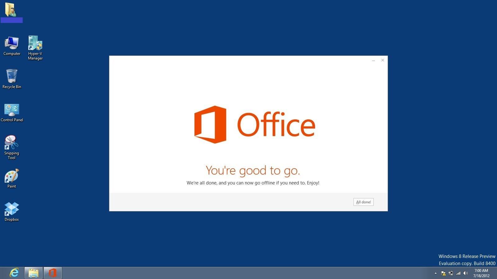 Как полюбить Office 2013?