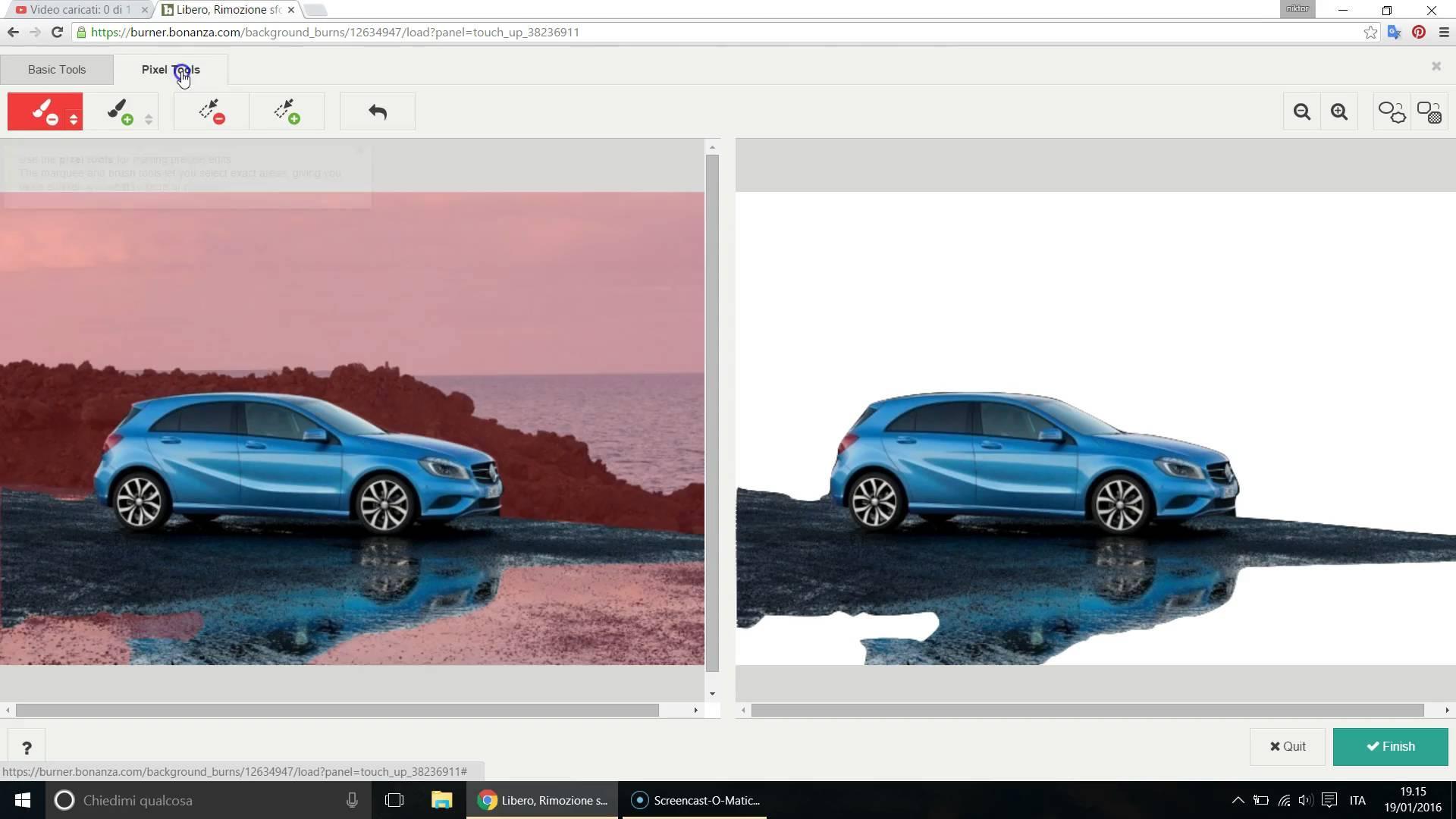 Background Bruner: Как убрать фон с картинки онлайн